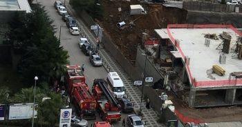 İstanbul'da sıcak saatler! Çok sayıda araç içine düştü
