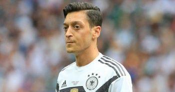 Mesut Özil'den Almanya Milli Takım Kararı