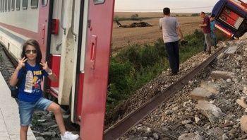 Tren kazasından bir acı haber daha!