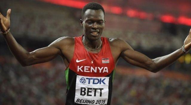 Dünya şampiyonu Kenyalı atlet Nicholas Bett trafik kazasında hayatını kaybetti
