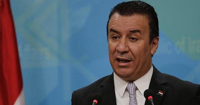 Irak Dışişleri Bakanlığı İran'a yaptırımları reddetti
