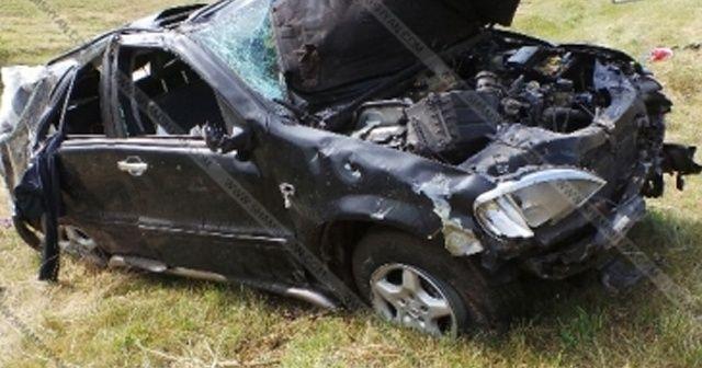 Ermeni general trafik kazasında hayatını kaybetti