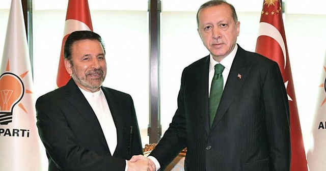 İran'dan Cumhurbaşkanı Erdoğan'a mektup: ABD'yi yaptıklarına pişman edene kadar...