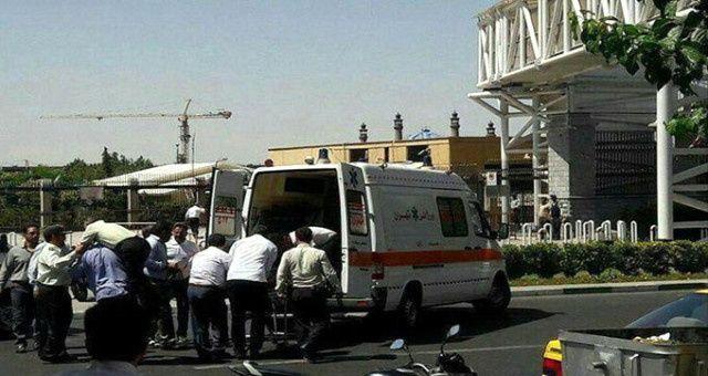 Tahran'da patlama: 3 ölü