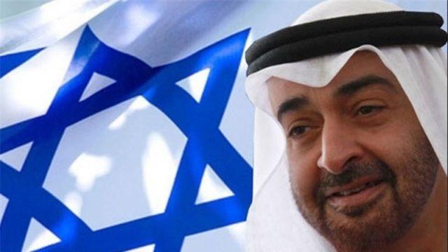 BAE'li pilotlar İsrail güçleriyle Gazze'yi bombaladı