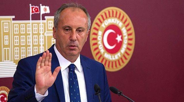 Türkiye-ABD krizinde dikkat çeken Muharrem İnce detayı