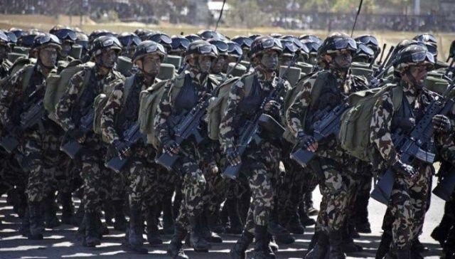 Hangi ülkenin kaç askeri var?