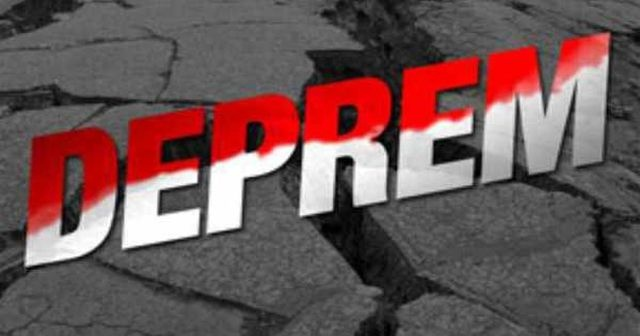 ABD'de büyük deprem!