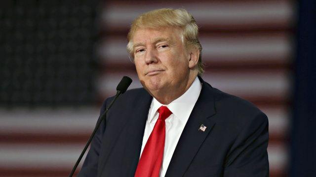 Trump yeni yaptırım kararını açıkladı