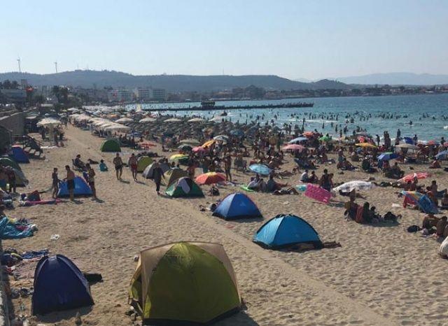 Çeşmeli turizmciler: Ne olur gelmeyin