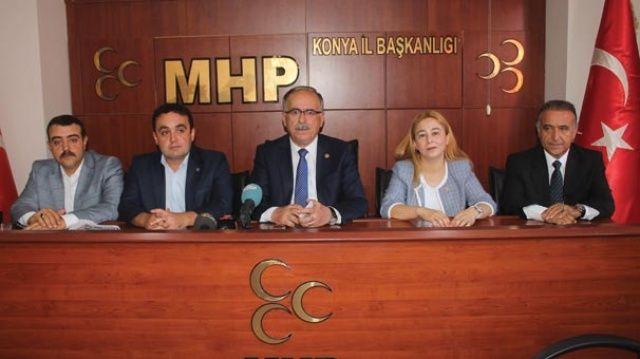 MHP'den 'af' açıklaması