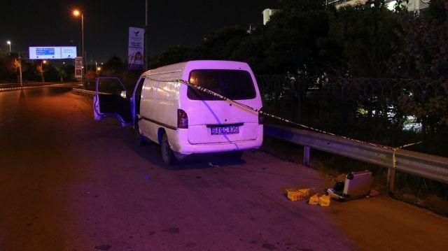Bayrampaşa'da silahlı saldırı
