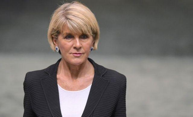 Avustralya'da dışişleri bakanı istifa etti