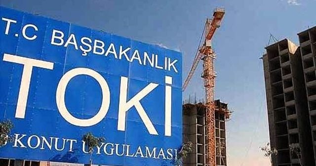 TOKİ'den vatandaşlara büyük müjde!