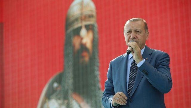 Cumhurbaşkanı Erdoğan oraya gidiyor