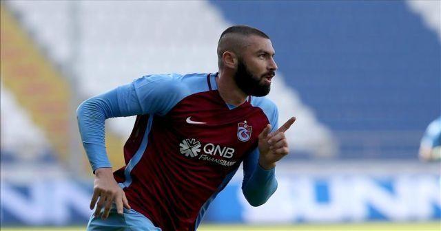 Burak Yılmaz: 'Trabzonspor'da kalmayı tercih ediyorum'
