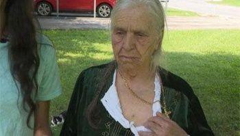 87 yaşındaki nineye gözaltı, sebebi şoke etti
