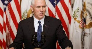 ABD Başkan Yardımcısı Pence'den Türkiye'ye aşağılık tehdit