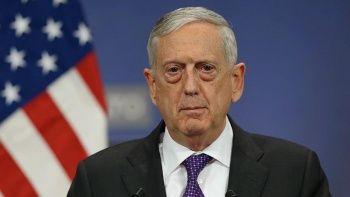 ABD Savunma Bakanı Mattis'ten S-400 açıklaması