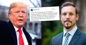 ABD'li siyaset bilimciden Trump'a çıkış