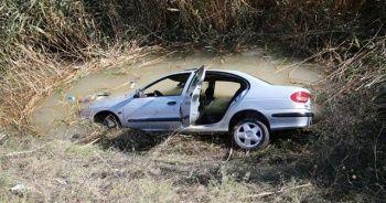 Adana'da otomobil dereye devrildi! Ölü ve yaralılar var...
