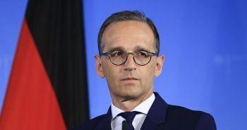 Alman Bakan Maas'tan ABD yaptırımlarına eleştiri