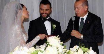 Başkan Erdoğan'ın evlendirdiği Alişan çocuğunun ismini ne koydu