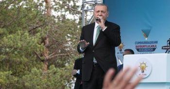 Cumhurbaşkanı Erdoğan'dan flaş dolar çağrısı