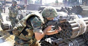 DEAŞ'lı teröristler Esad güçlerine pusu kurdu: 13 ölü