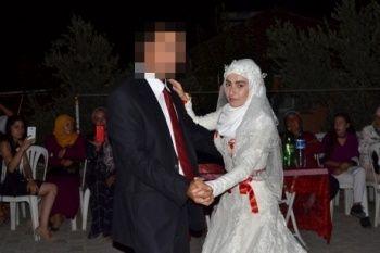 Düğün günü hayatının şokunu yaşadı!
