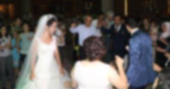 Düğüne biber gazı sıktılar: 25 kişi hastanelik oldu