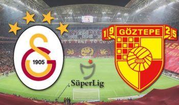 Galatasaray - Göztepe maçı 1-0 özeti ve golleri izle