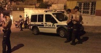 Gaziantep'te gece yarısı ortalık karıştı
