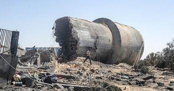 İsrail'den Gazze'ye yeni hava saldırısı
