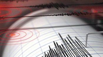 Peş peşe iki deprem meydana geldi