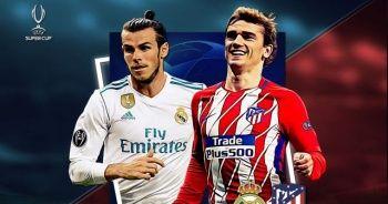 Real Madrid Atletico Madrid maçı özeti ve golleri izle