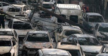 Yunanistan'daki orman yangınında ölü sayısı 97'ye yükseldi