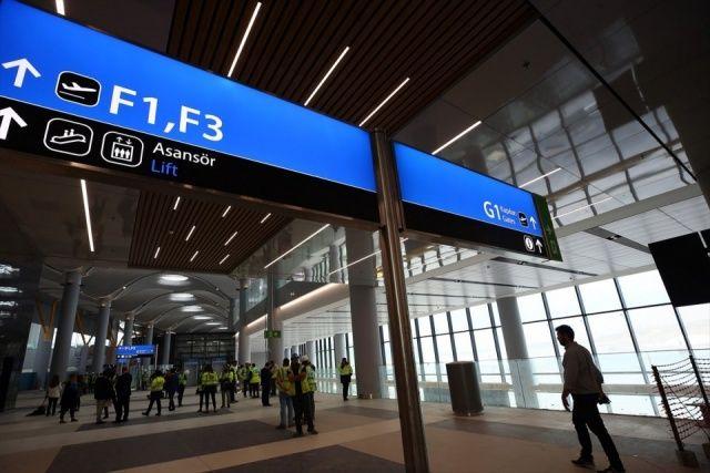 Üçüncü Havalimanı ile ilgili yeni gelişme!