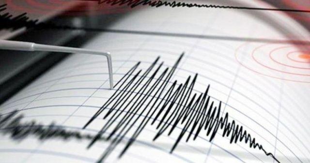 Akdeniz'de bir deprem daha!