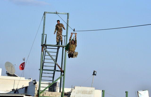 ÖSO İdlib'i savunmaya hazır