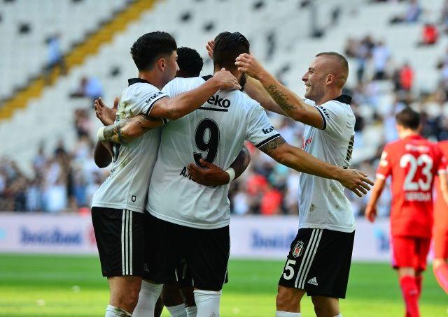 Beşiktaş Malatyaspor canlı izle