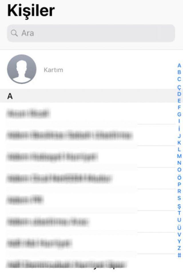 iOS 12'yi yükleyenlerin rehberinden uçtu gitti, dikkat!