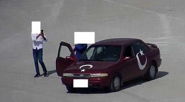 Türkiye'de bir ilk! Ceza kesildi