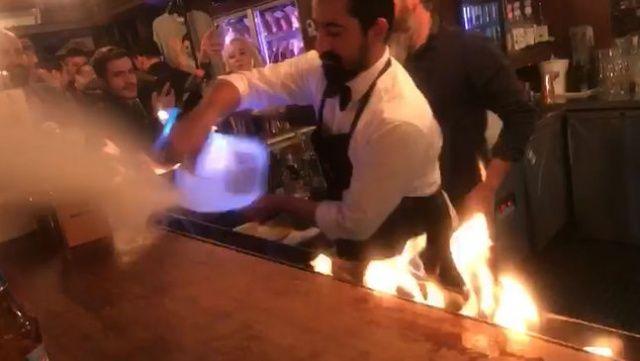 Nusret'in restoranında turistler yandı!