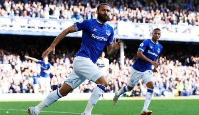 Cenk Tosun'dan siftah! Everton farklı kazandı