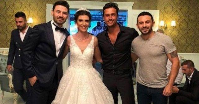 Survivor'ın yıldızı Merve Aydın evlendi