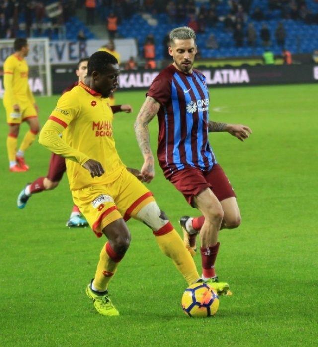 Trabzonspor Göztepe Maçı özeti izle