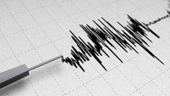 5.2 büyüklüğünde depremle sallandılar!