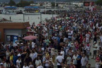 Balıkesir'de 150 bin kişi bakın neden toplandı?