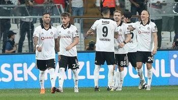 Beşiktaş - Evkur Yeni Malatyaspor MAÇI ÖZETİ İZLE